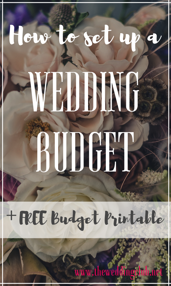 how to set up a wedding mood board