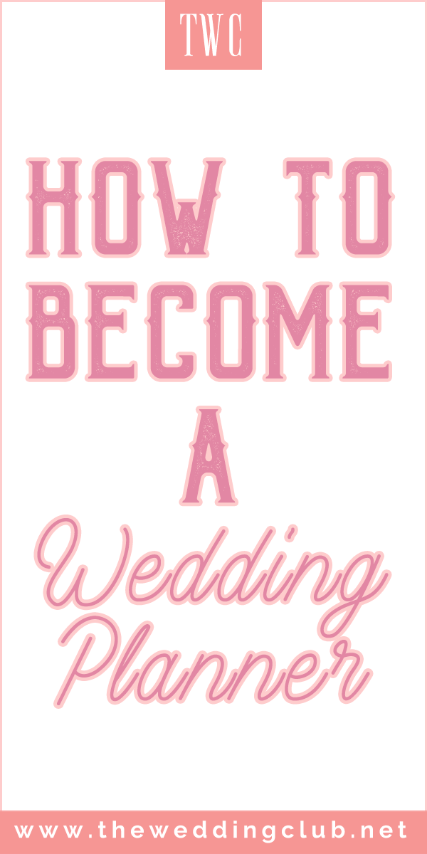 How to become a wedding planner - become a wedding planner - tips and tricks