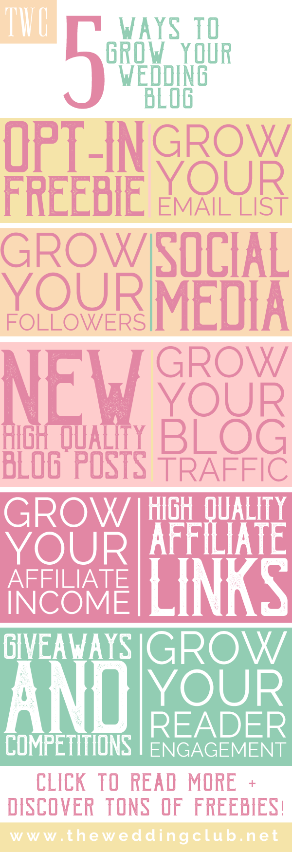 5 ways to grow your blog