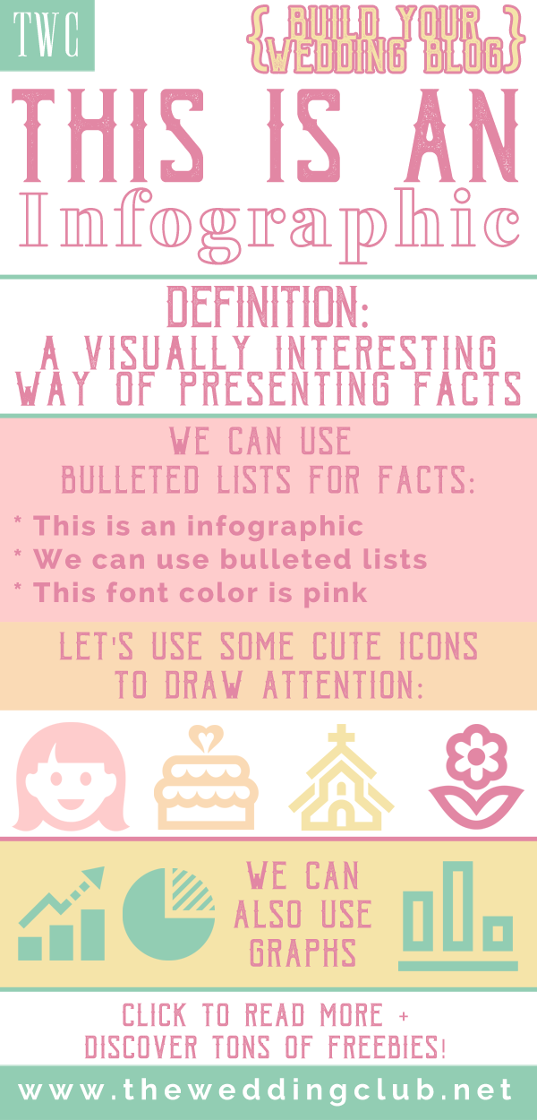 Infographic - this is an infographic - example of an infographic