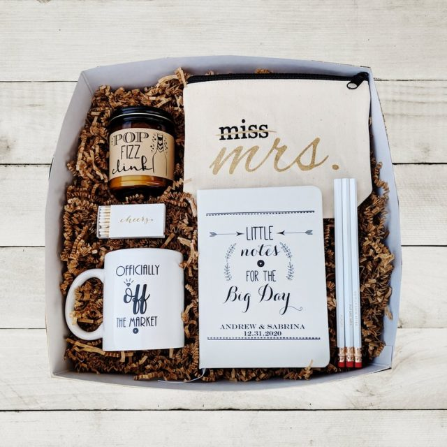 Future Mrs Gift Box for Bride to Be by DefineDesignEtc