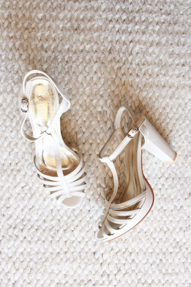 Vintage Wedding shoes by ForeverSoles