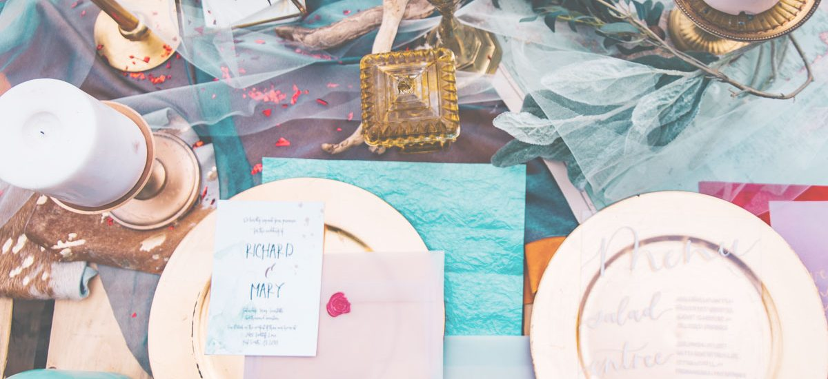 12 Breathtakingly Beautiful Wedding Invitation Sets you just have to see