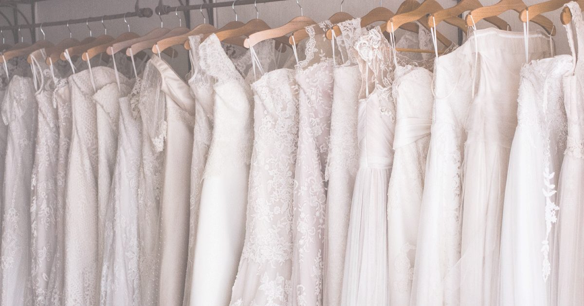 How to shop for your wedding dress